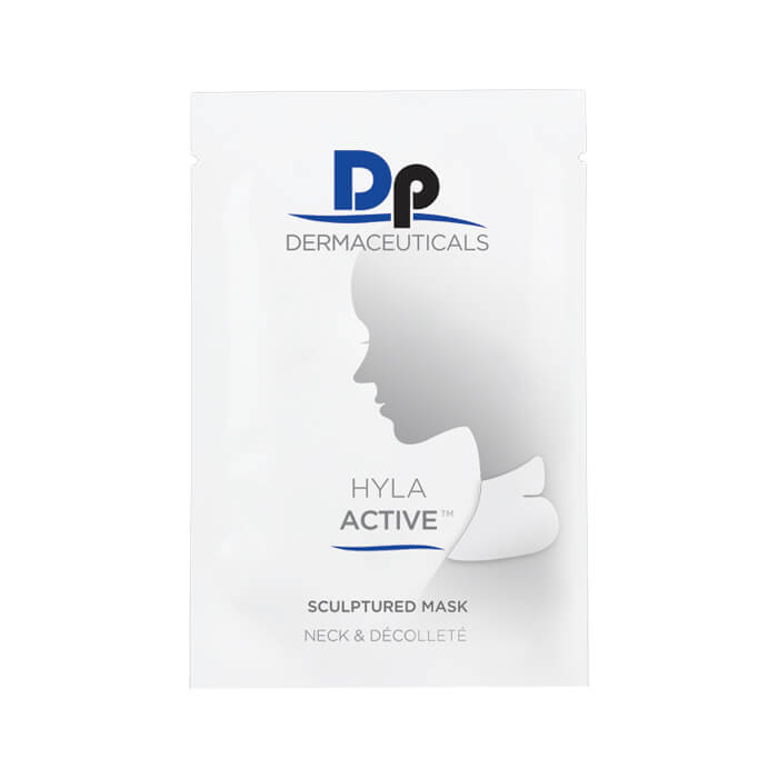 HylaActive Neck and Decollete Mask 5pk
