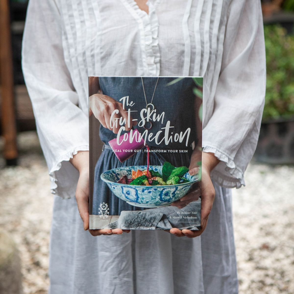 The Gut-Skin Connection Book