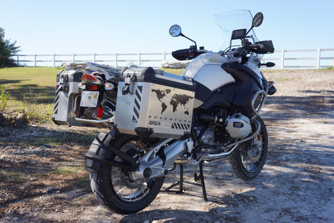 BMW GS Motorcycle Decals