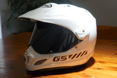 "BMW GS Helmet Reflective Decal Kit ""GS Chevron"""