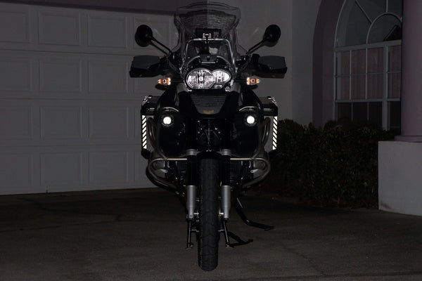 Reflective Chevrons for your BMW GS Motorcycle