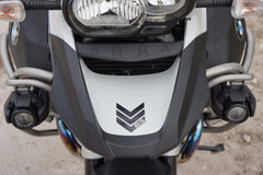 GS Three Stripe Sergent Reflective Decal