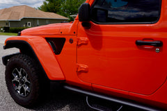 Fender Vent Decals for your Jeep Wrangler JL or Gladiator JT - Exact Fit