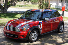 Mini Cooper (2007-2013) R56 RAF Royal Air Force A-Panel Full Color Decal Kit - Exact Fit