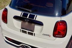 Center Line Racing Stripe Kit - Exact Fit - Fits MINI Cooper S 2014 to Present
