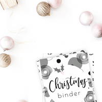 Pretty & Practical Christmas Planner