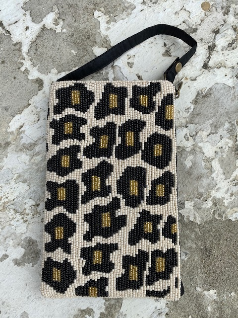 Bamboo Trading: Club Bag Leopard