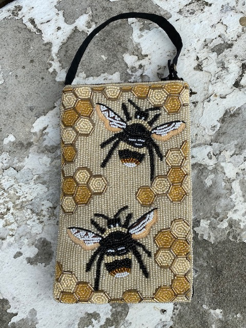 Bamboo Trading: Club Bag Bees
