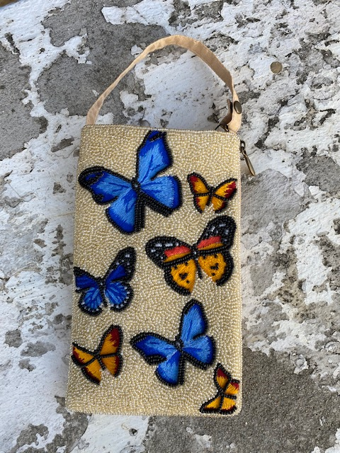 Bamboo Trading: Club Bag Butterflies