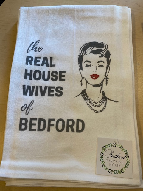 Flour Sack Tea Towels- Bedford