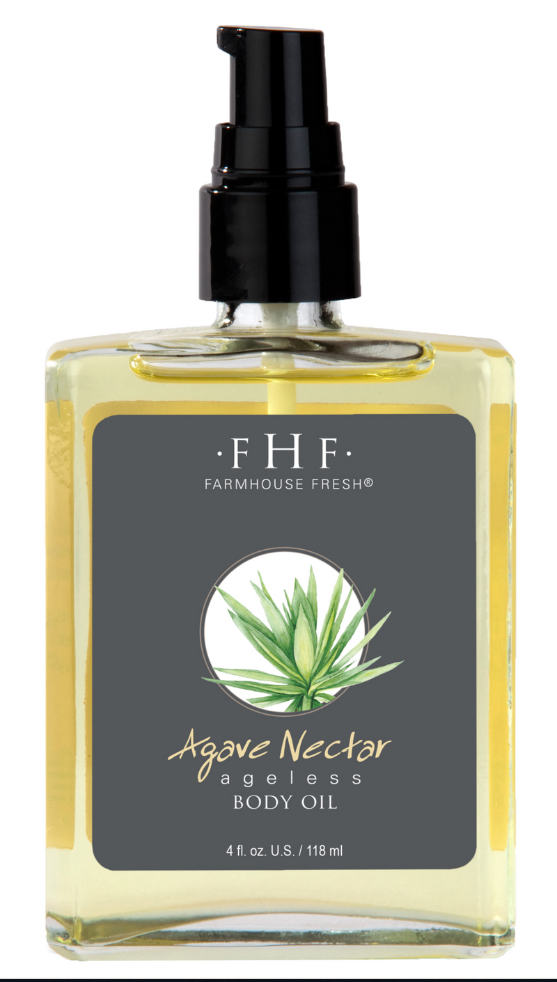 FarmHouse Fresh Agave Nectar Ageless Body Oil