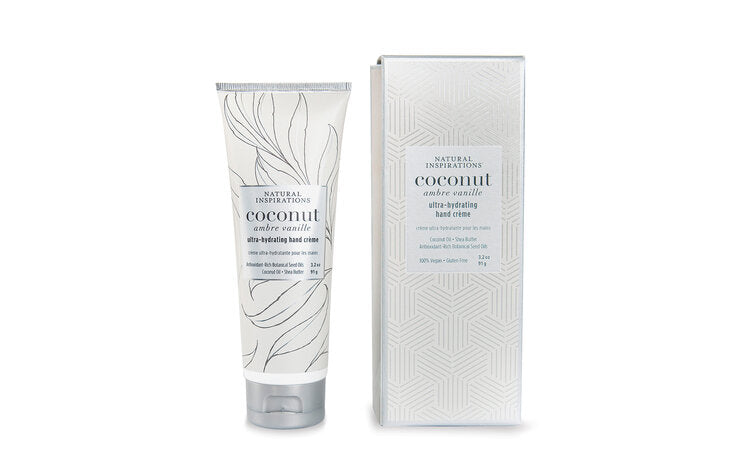 Natural Inspirations Coconut Ambre Vanille Hand Creme