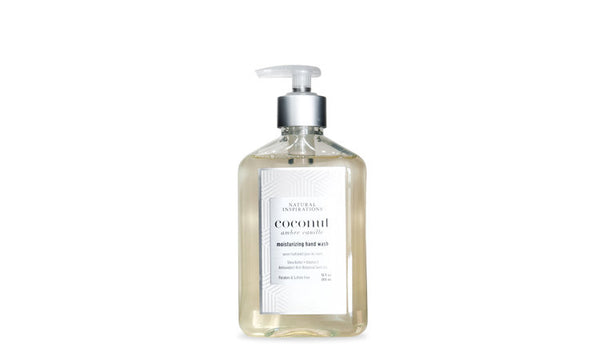 Natural Inspirations Coconut Ambre Vanille Hand Wash