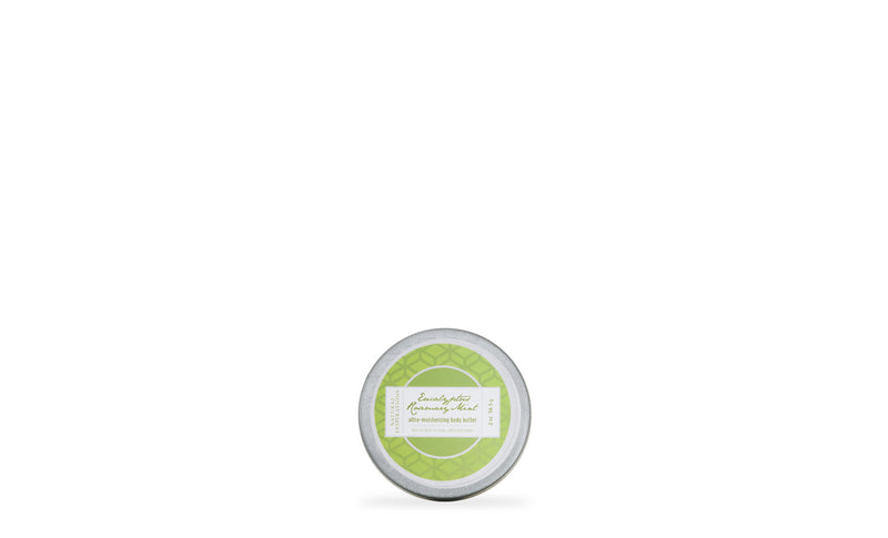 Natural Inspirations Eucalyptus Rosemary Mint Mini Body Butter