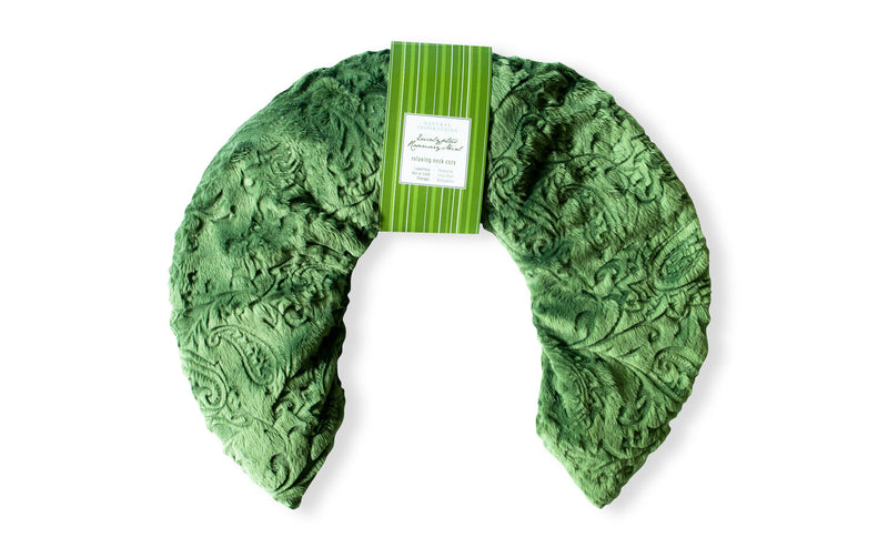 Natural Inspirations Eucalyptus Rosemary Mint Relaxing Neck Cozy