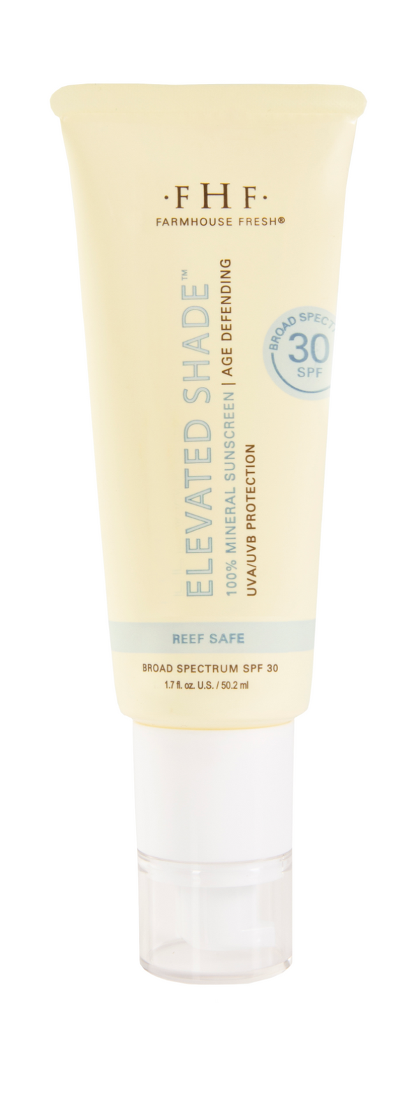 FarmHouse Fresh Elevated Shade® Age-Defending 100% Mineral Sunscreen