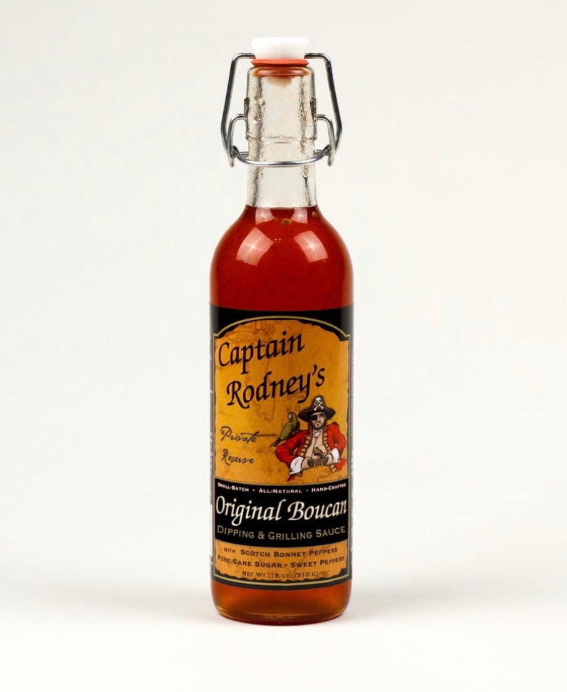 Captain Rodney's Private Reserve - Original Boucan Glaze