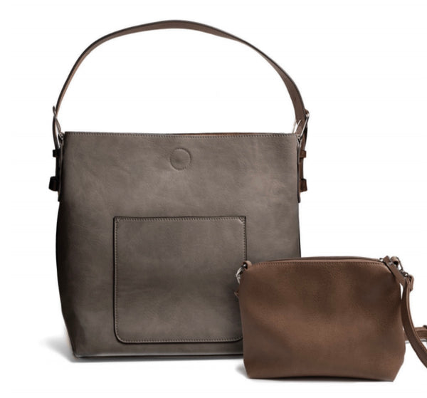 Burano Pocket Hobo w/ Crossbody
