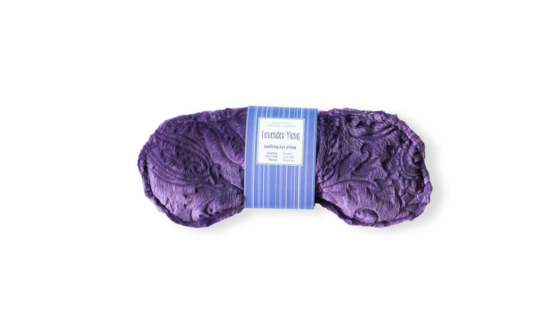 Natural Inspirations Lavender Ylang Soothing Eye Pillow