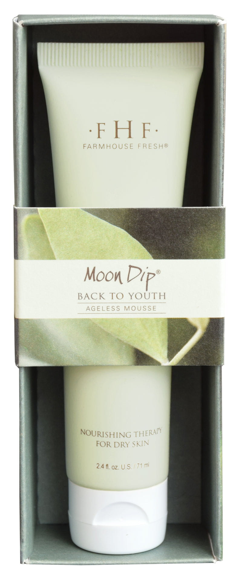 Farmhouse Fresh Moon Dip® Back To Youth Ageless Mousse for Hands