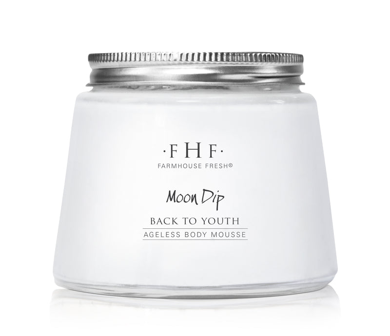 Farmhouse Fresh Moon Dip® Back To Youth Ageless Body Mousse