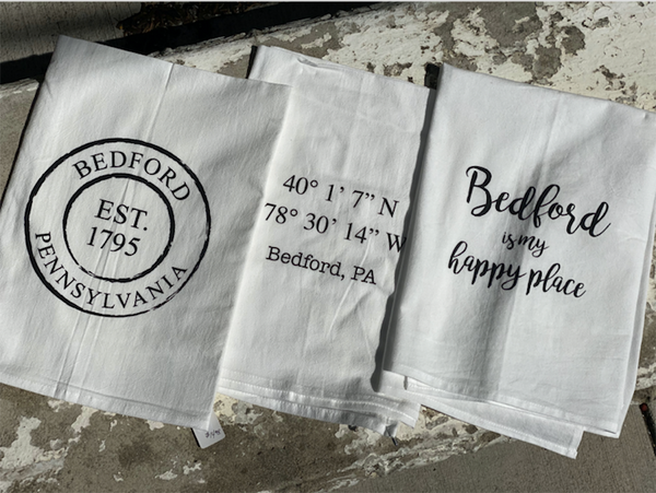 Bedford Tea Towels