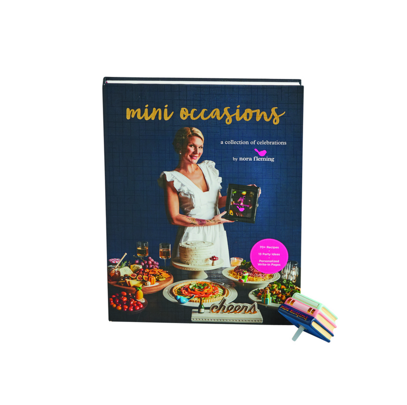 Nora Fleming: Mini Occasions Book and Mini Set