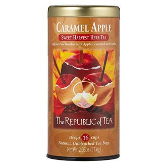 The Republic of Tea - Caramel Apple Red