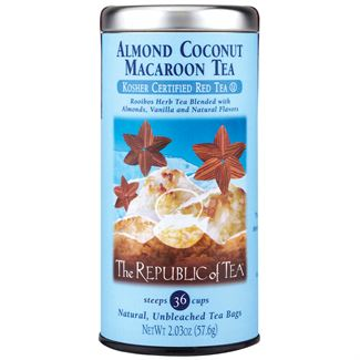 The Republic of Tea - Almond Coconut Macaroon