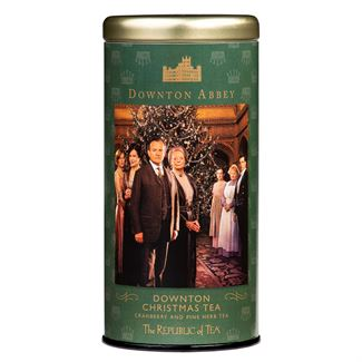 The Republic of Tea- Downton Abbey Christmas