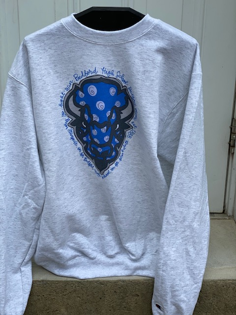 Bedford Bison Sweatshirt