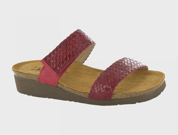 NAOT - Blake Sandal - Brick Red