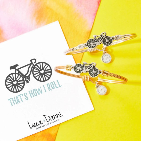 Luca & Danni Cyclist Bangle