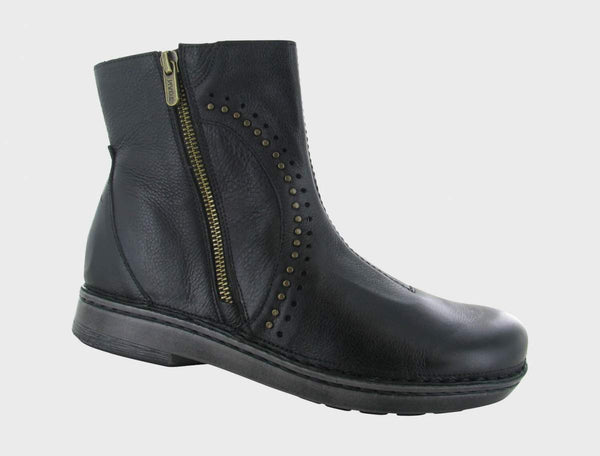 NAOT - Cetona Boot - Black Leather
