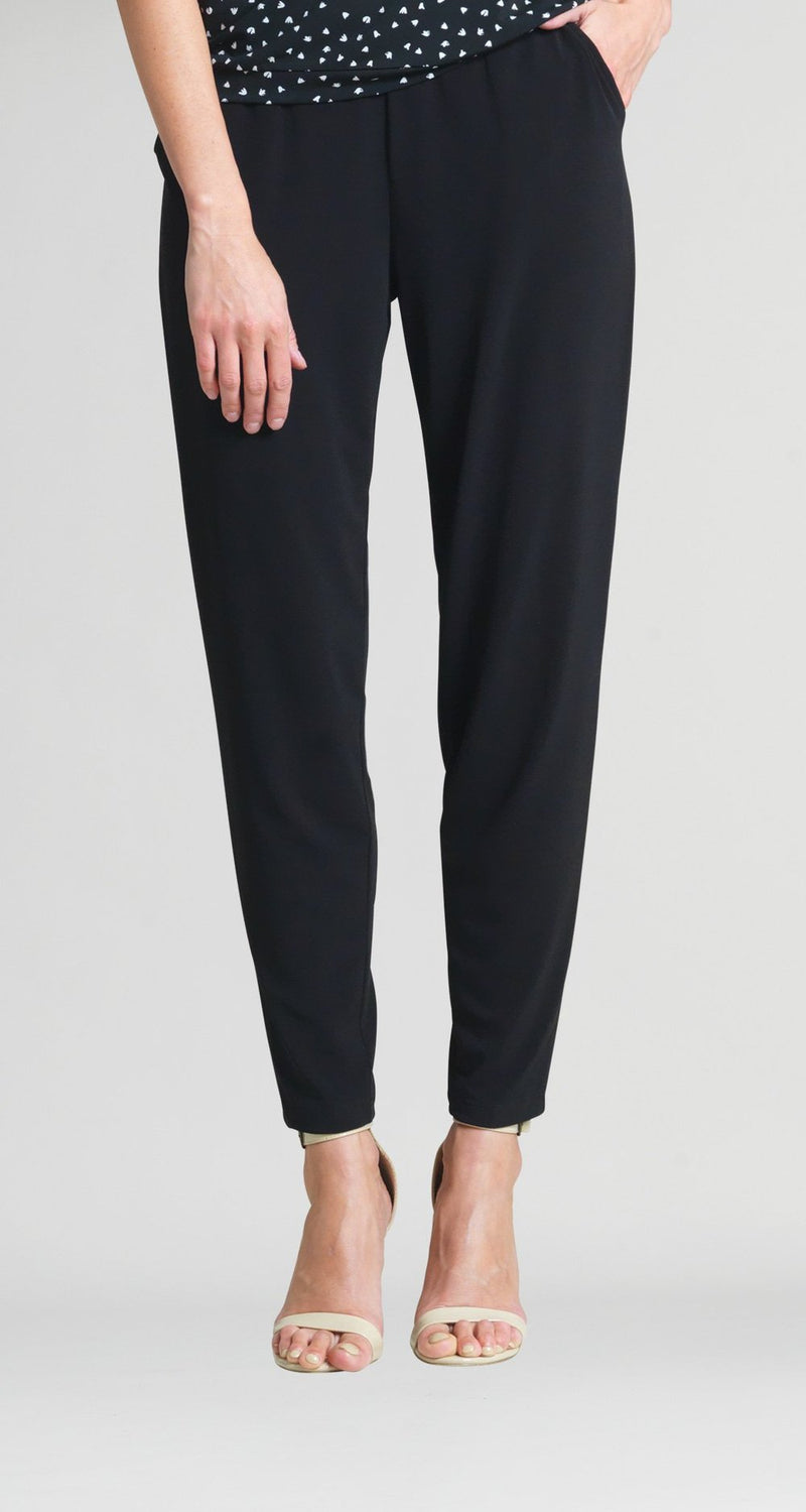 Clara Sunwoo Black Pocket Loose Jogger Pant