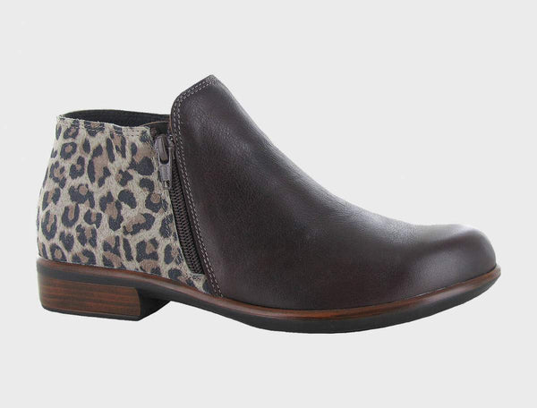 NAOT - Helm Boot - Brown/Cheetah