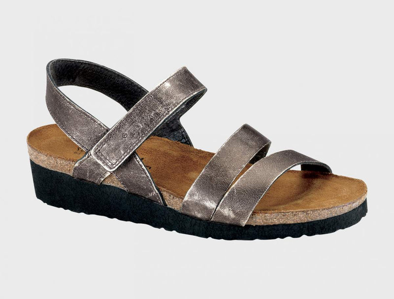 NAOT - Kayla Sandal - Metal Leather