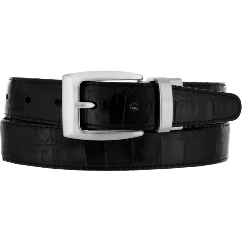 Brighton Reversible Croco Belt