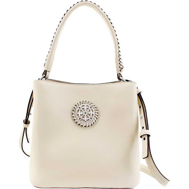 Noelle Cross Body Bucket Bag