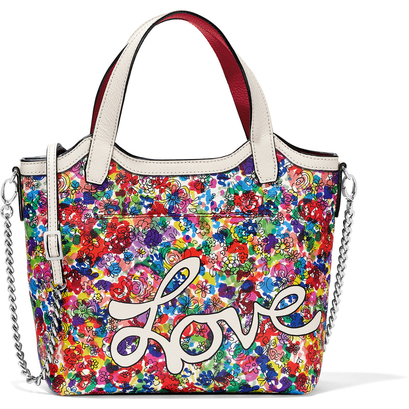 Love Bouquet Small Tote