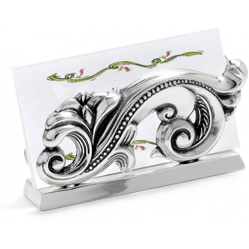 Swirl Card Holder