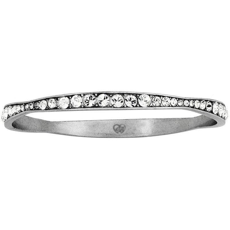 Light Hearted Crystal Bangle