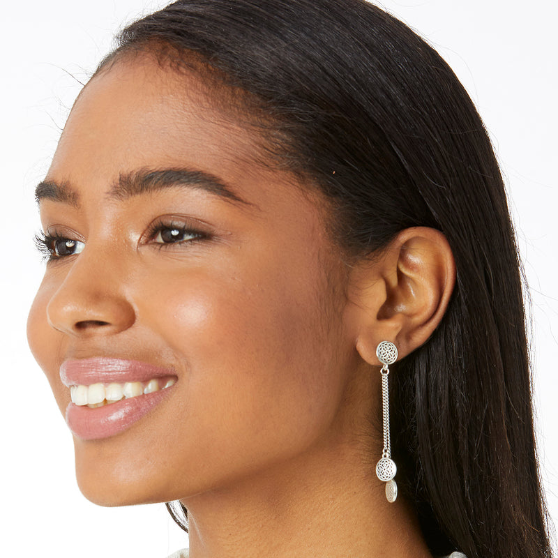 Ferrara Post Drop Earrings