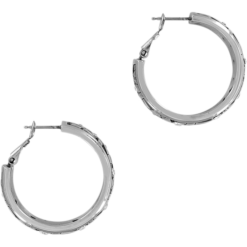 Nazca Hoop Earrings