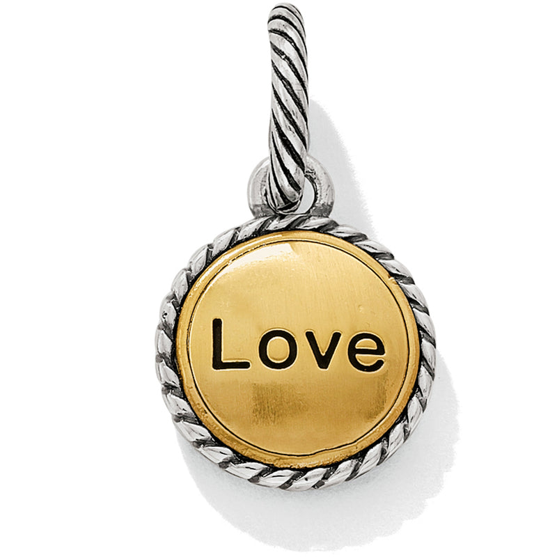 Text Me Love Charm