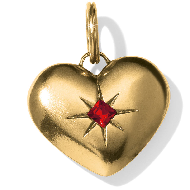 Heirloom Heart Amulet