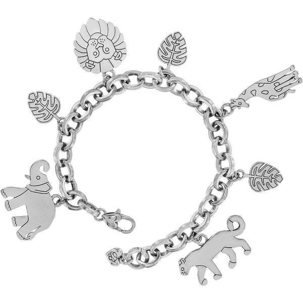 Africa Stories Safari Charm Bracelet