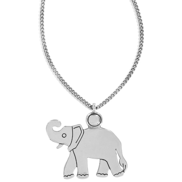 Africa Stories Safari Elephant Necklace