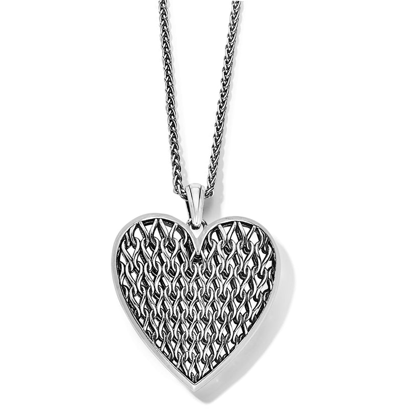 Brighton Delicate Memories Heart Necklace