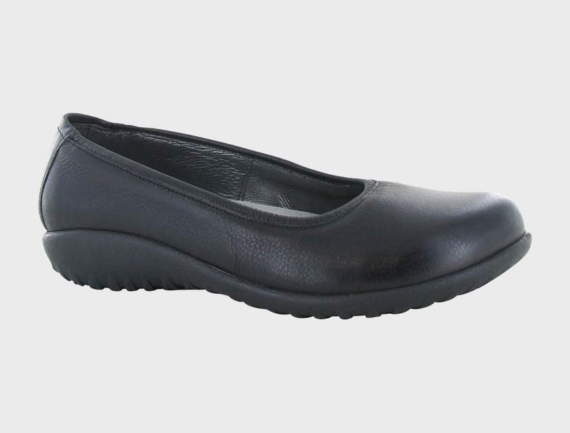 NAOT - Taupo Slip-On - Soft Black Leather